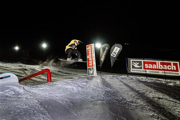 Lit Night Jam Saalbach Hinterglemm